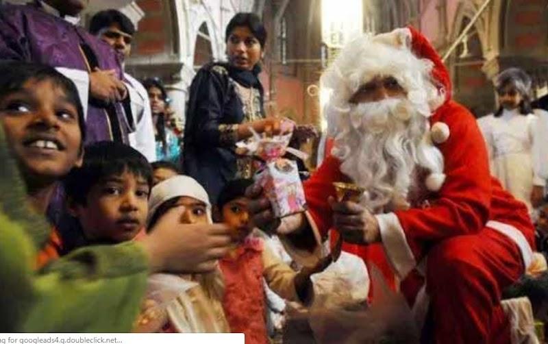 Kristlik kogukond tähistab täna jõule