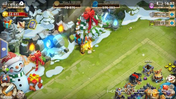 Update Offline Castle Clash