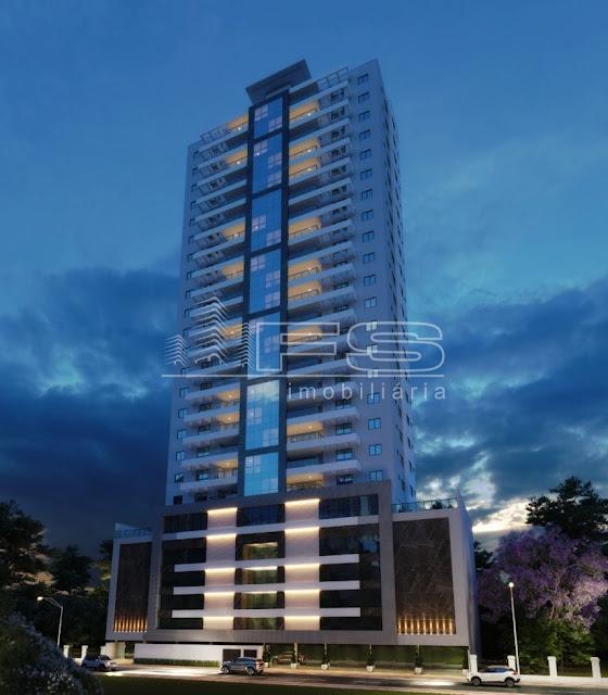 Emerald Bay -  Apartamento de 4 Suítes em Meia Praia - Itapema SC