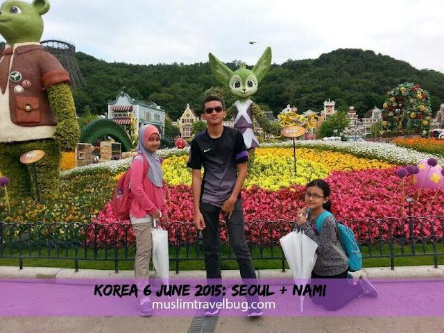 Pakej Murah Ke Korea 2016