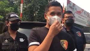 Polres Metro Jakarta Selatan Buru Pelaku Pembacokan Pemotor di Jalan Antasari Jaksel