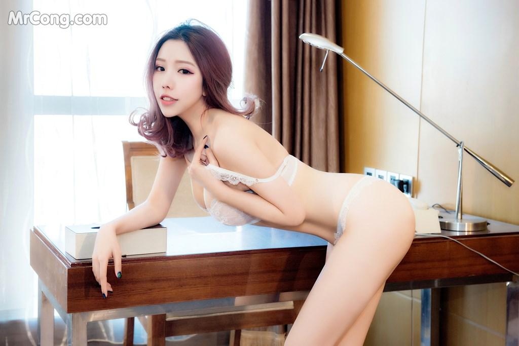 Image SLADY-2017-05-25-No.001-Ni-Xiao-Yao-MrCong.com-005 in post SLADY 2017-05-25 No.001: Người mẫu Ni Xiao Yao (妮小妖) (60 ảnh)