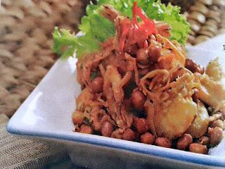 Gambar  Resep Kering Udang Kacang Teri