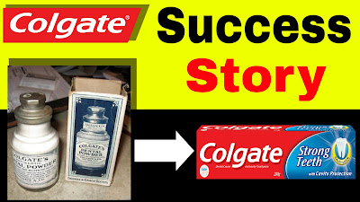 Colgate Success Story in Hindi // Motivational Biography of Colgate in Hindi