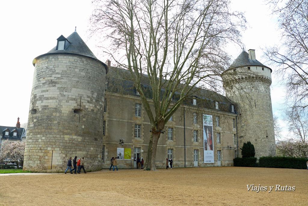 Chateau de Tours, Francia