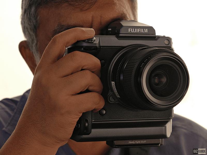 Fujifilm GFX100 dengan Sensor 102MP Bisa Rekam Video 4K