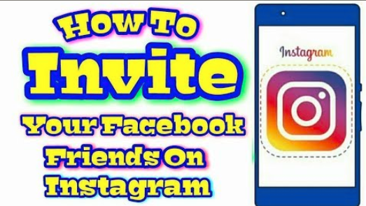 How to Search Facebook Friends On Instagram 2019