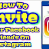 How to Find Instagram Friends On Facebook Updated 2019