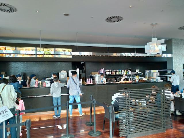 あべのハルカス58階レストラン