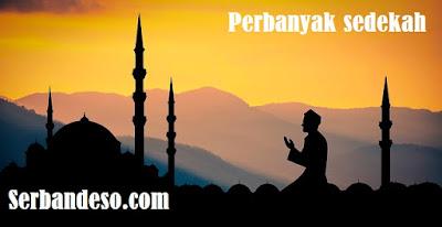 Keutamaan Sedekah dibulan ramadhan
