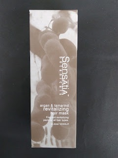 Sensatia Botanicals - Argan & Tamarind Revitalizing Hair Mask
