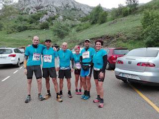 Club Montaña Villalfeide Polvoreda