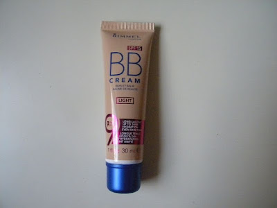 Rimmel BB cream light, recenzja.