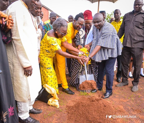 Tamale Senior High School Gets 600-Bed Girls Dormitory