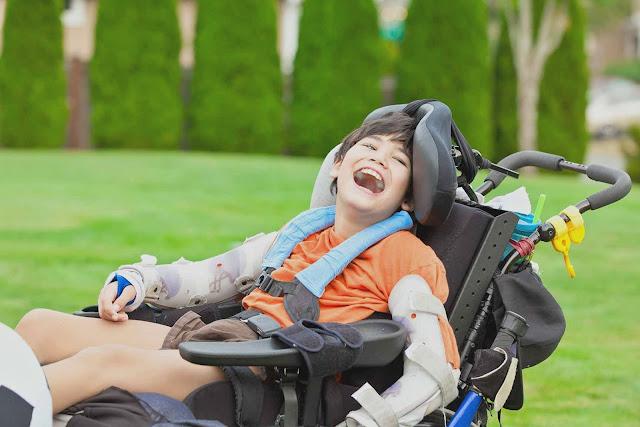 الشلل الدماغي -الشلل الدماغي عند الاطفال Cerebral palsy