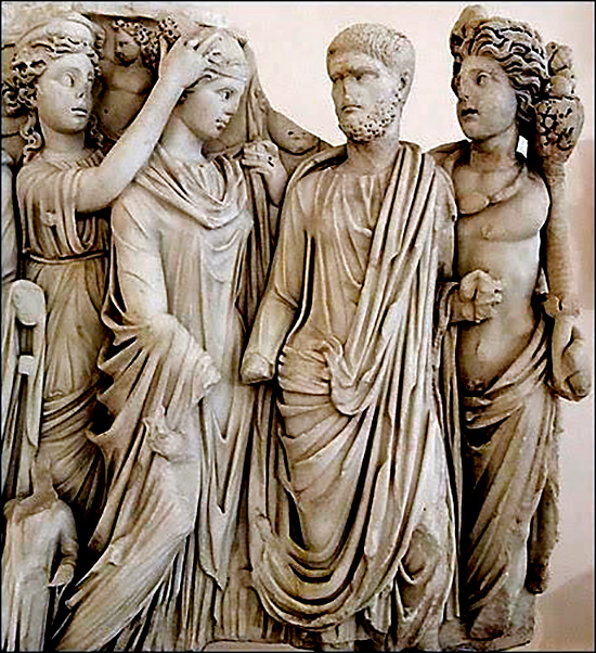 Matrimonio Romano Cristiano : Il matrimonio romano romanoimpero