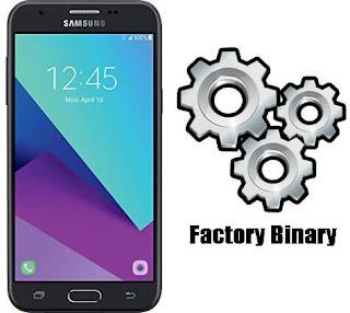 Samsung Galaxy J3 Luna Pro SM-S327VL Combination Firmware