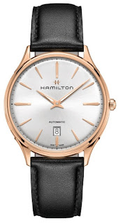 Montre Hamilton Thinline Gold