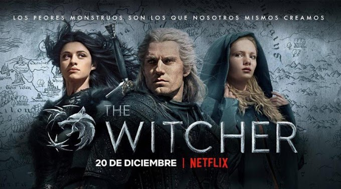 SérieMorte: The Witcher