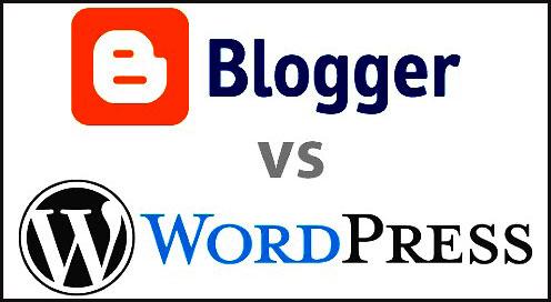 Blogger or wordpress me kya different hai