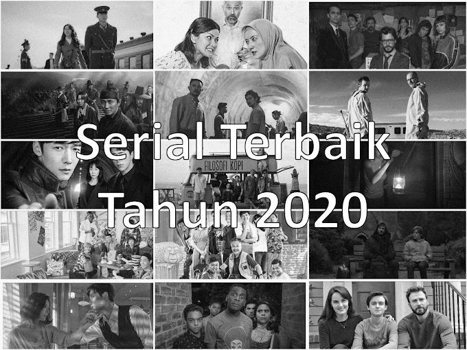 Serial Terbaik Semester 1 Tahun 2020
