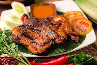 Kuliner Indonesia - Ayam Taliwang