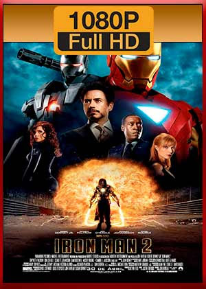 Iron Man 2 (2010) Full (1080p) Latino [GDrive - MEGA]