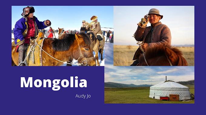 Kenal Mongolia?