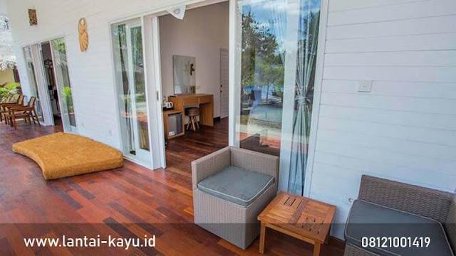 Ide desain Villa terbaik dengan kayu