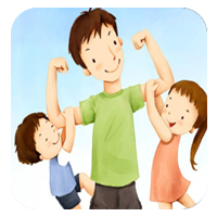 Happy Father's Day Live Wallpaper Free Download