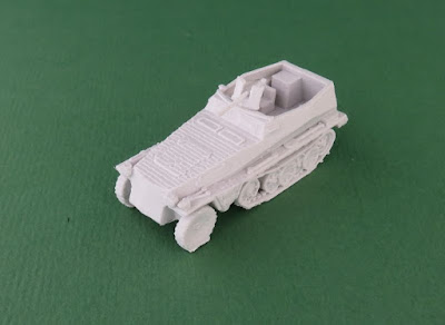 Sd Kfz 250/1 to 11 picture 1