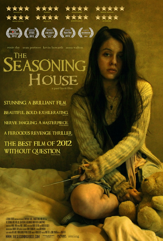 Nonton Film The Seasoning House (2012)
