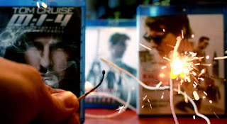 Mission Impossible Blurays