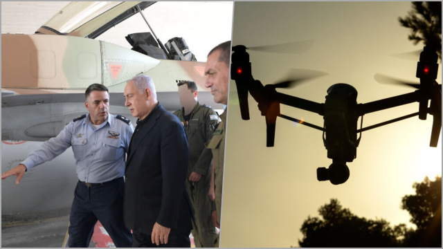 Iran Intai dengan Drone Bersenjata, PM Israel Langsung Gelar Konpers