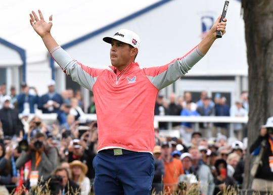 U.S. Open Long-Driving Gary Woodland Putts His Way to Victory