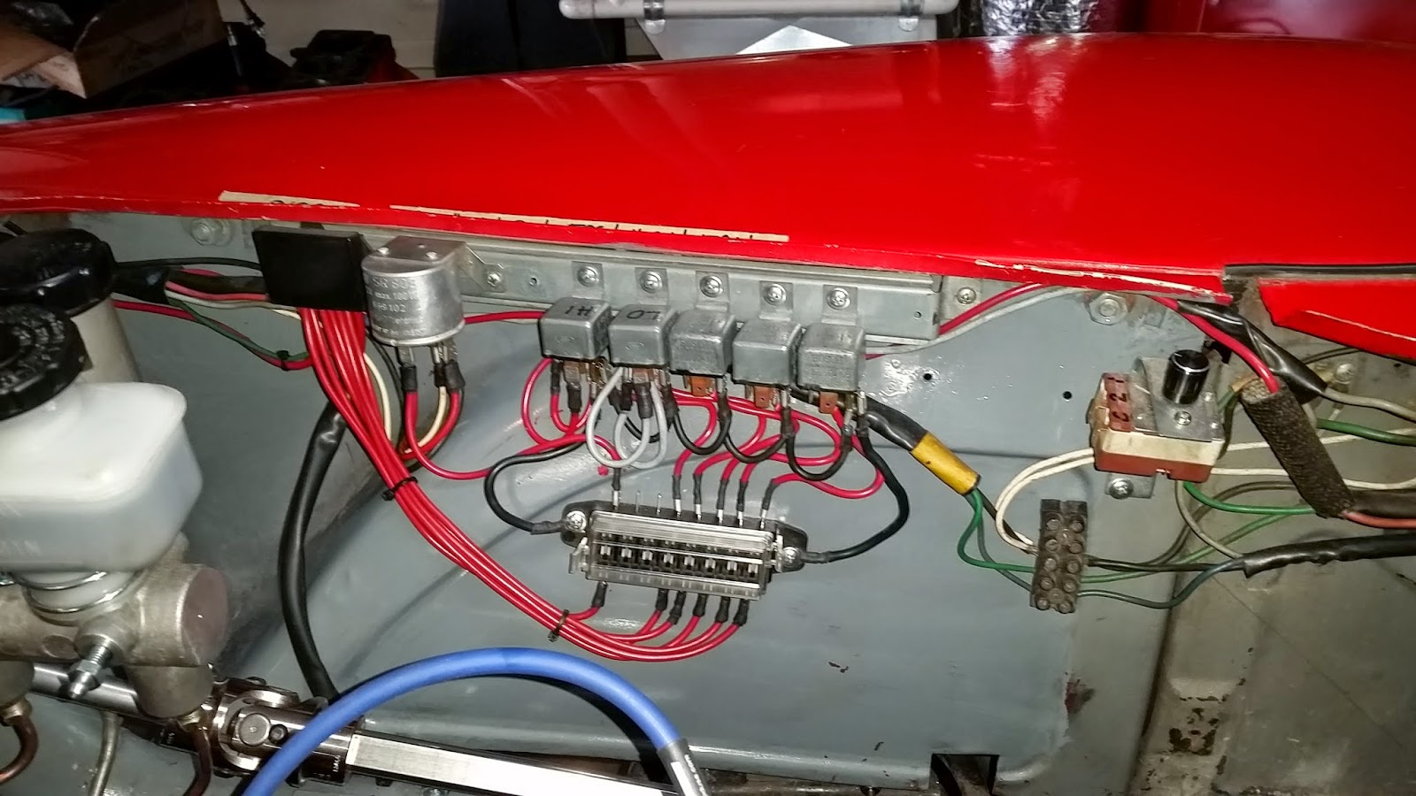 Crane Fireball Xr700 Ignition Wiring Diagram Electronic Swedishrelics Vintage Volvo Voodoo Getting Wired