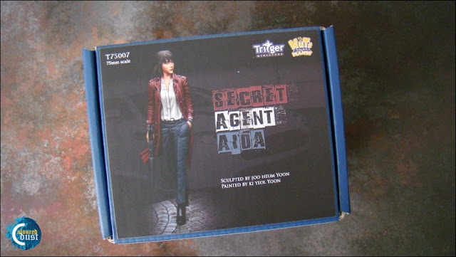 Secret Agent Aida (Nuts Planet T75007)