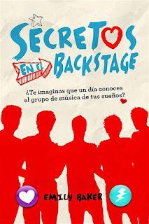 Secretos en el backstage   Emily Baker
