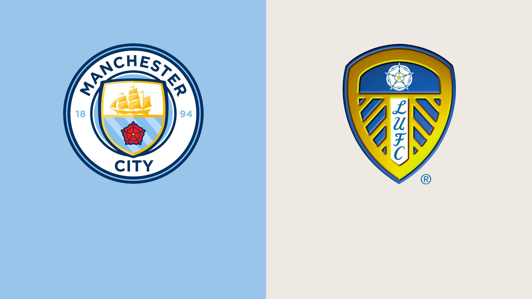 Manchester City vs Leeds United