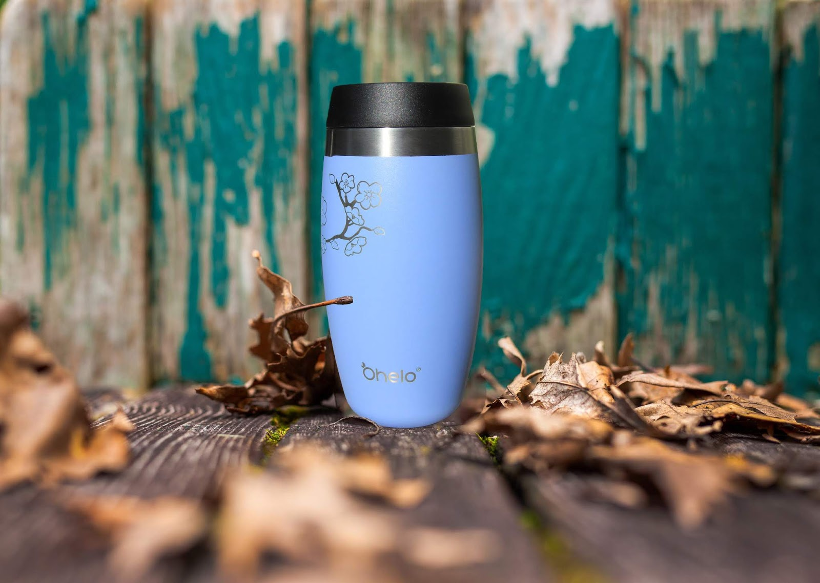 Ohelo leakproof bottles and travel cups