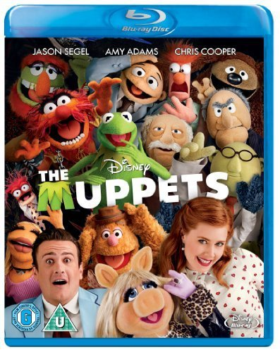 The Muppets Movie On Blu-ray and DVD