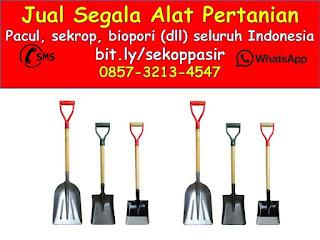0857-3213-4547 Jual sekop serok Pasir Bangunan Tegal, Jawa Tengah