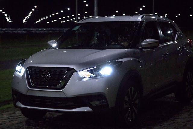 Novo Nissan Kicks 2020 SL