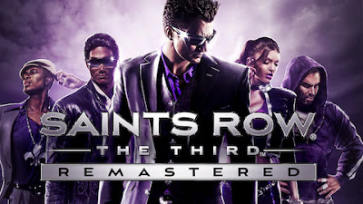 SAINTS ROW: THE THIRD REMASTERED GRÁTIS Epic Games