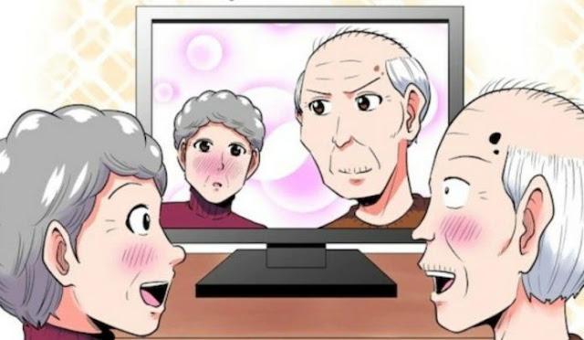 Manga de comedia Komatta Jii-san tendrá anime