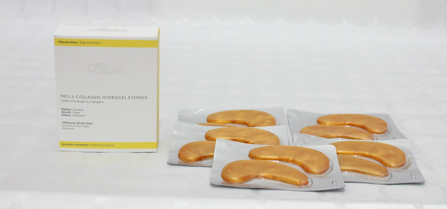 pro-5 collagen gold eye Pads
