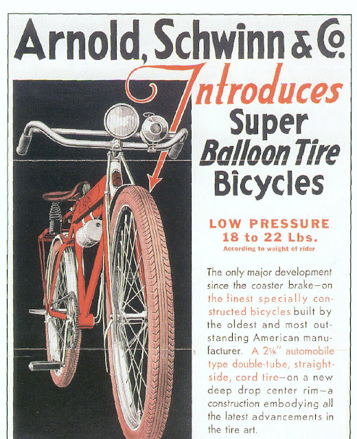 Illustration of Schwinn Bicycle