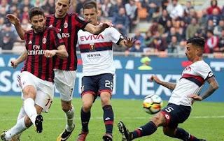مباراة ميلان وجنوي بث مباشر اليوم الأربعاء 31-10-2018 الدوري الايطالي AC Milan vs Genoa Live