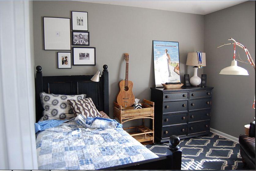 warna cat kamar tidur anak laki laki cowok 2