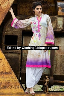 Al-Zohaib Midsummer Tunics Collection 2015